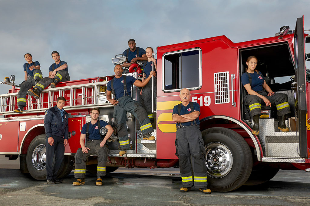 Start Staffel 4 im April: Station 19 alias Seattle Firefightes