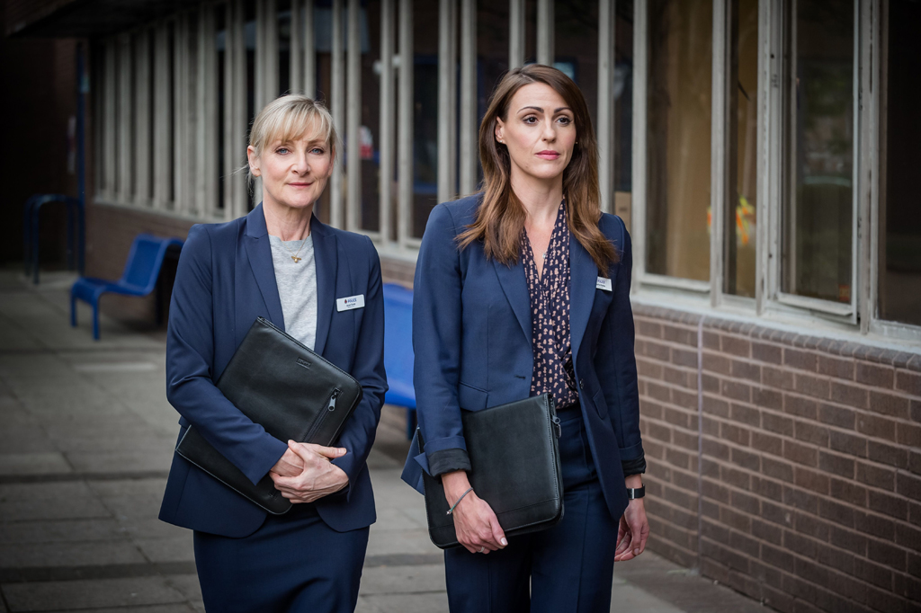 Neu: Scott & Bailey – Staffel 4