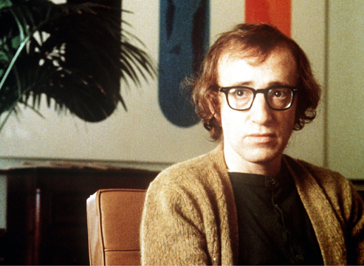 Happy Birthday Woody Allen!