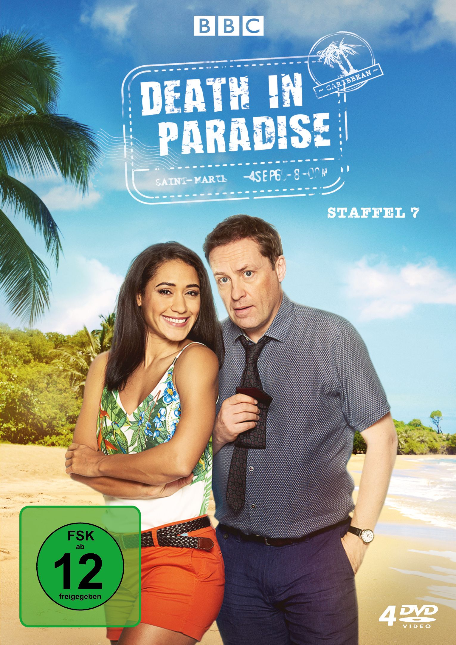 Death in Paradise – Staffel 7