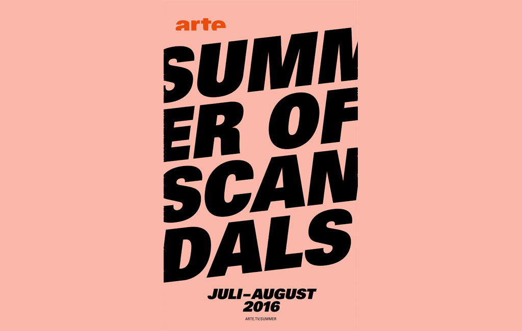 Summer of Scandals auf arte