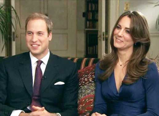 Welcome William & Kate – im TV