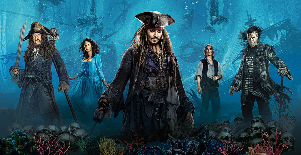 Pirates of The Caribbean 5 - Salazars Rache