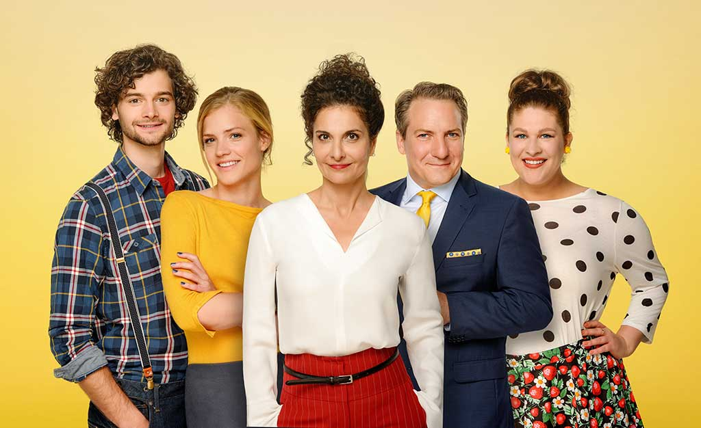 Staffel 3 kommt! Walking on Sunshine & Episodenguide