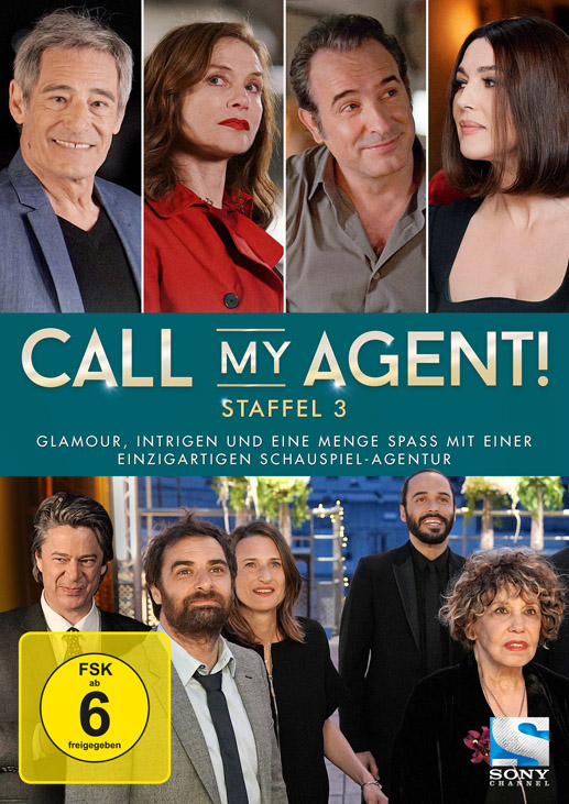 CALL MY AGENT! STAFFEL 3