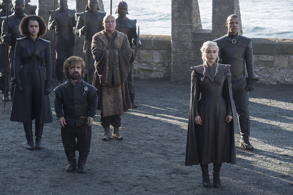 Game of Thrones – 7. Staffel und Seher-Rekord