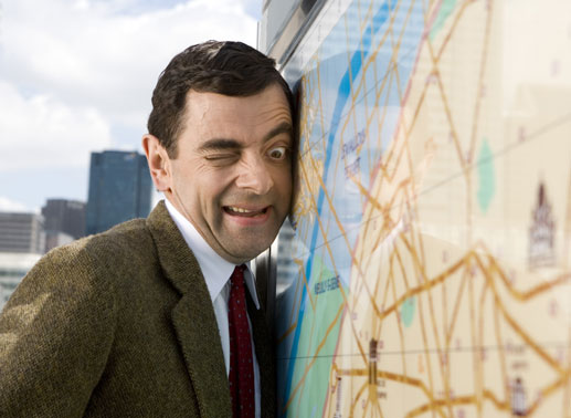 Happy Birthday, Mr. Bean!