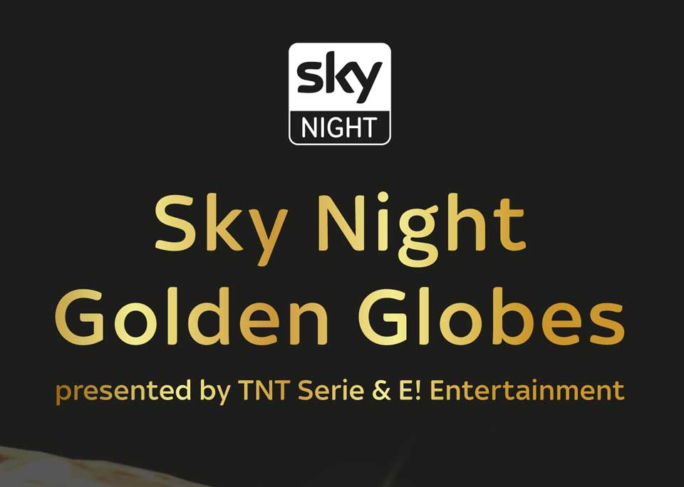 Sky-Night! Einladung zu den Golden Globes