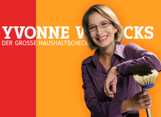 Yvonne Willicks in Texas auf Haushalts-Check