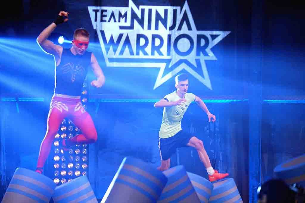 4 Nationen Special & Promi-Special: Ninja Warrior Germany