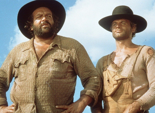 Terence Hill und Bud Spencer – die Filme