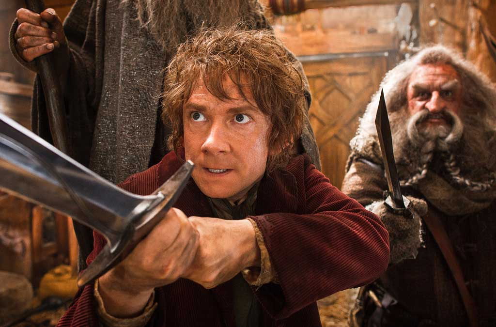 "Peter Jacksons ""Hobbit""-Trilogie"