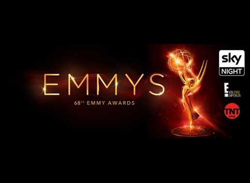 68th Emmys und die Sky Night